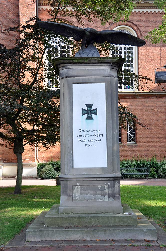 Kirchplatz Kriegerdenkmal 187071 Museen Sehenswertes In Esens