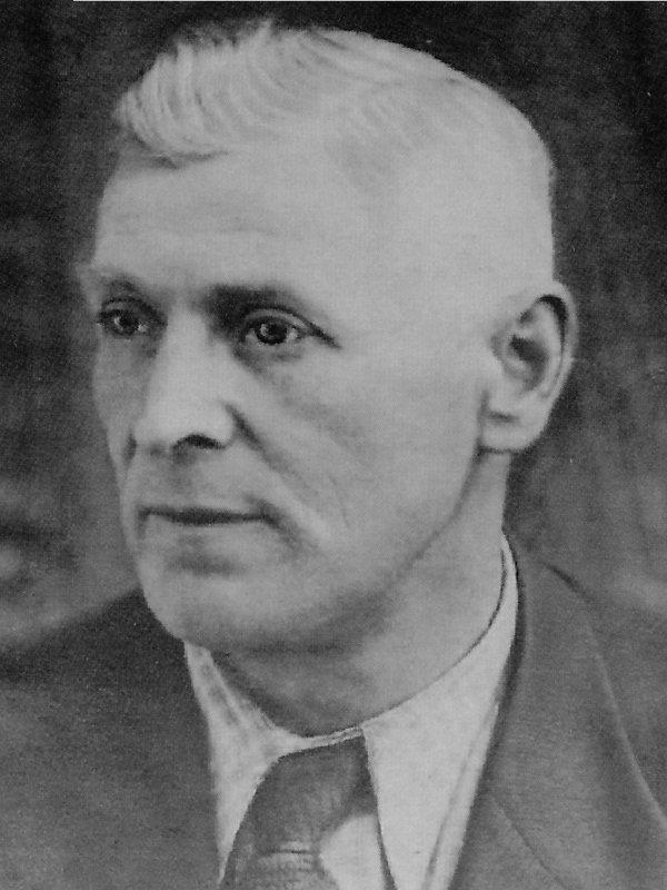 Straßenbauunternehmer Cornelius Apken (1899–1961)