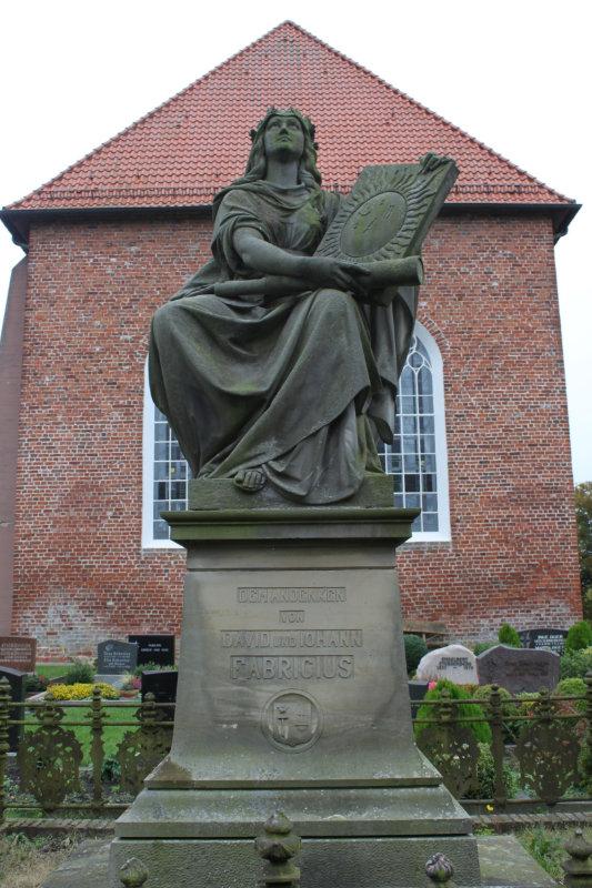 Pastor und Astronomen David Fabricius (1564–1617)