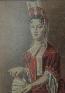 Fürstin Christine Charlotte (1645–1699)