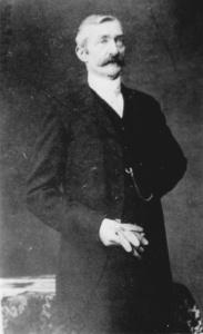 Kapitän Johann Friedrich Fokken (1846–1910)