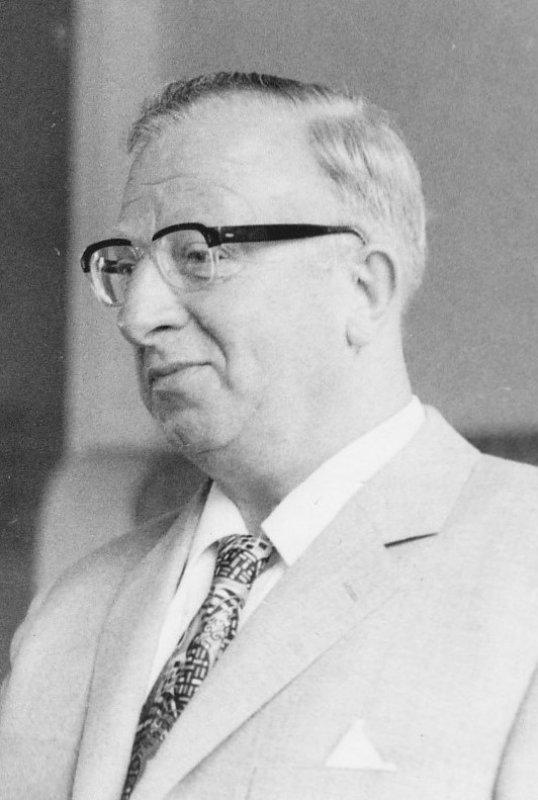 Stadtdirektor Ewald Neemann (1907–1995)