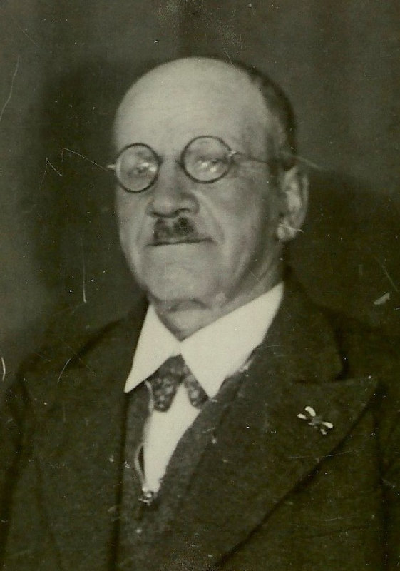 Kaufmann Simon Weinthal (1873–1938)