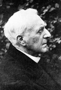 Theologe und Philologe Wiard Habbo Lüpkes (1863–1933)